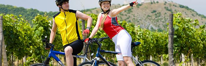 Cykloturistika – nejvyhlášenější domácí trasy