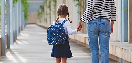 Jak připravit dítě na první školní den?